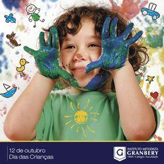 Peça criada para o Instituto Metodista Granbery em homenagem ao dia das crianças
