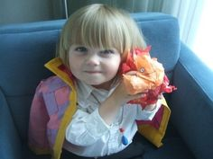 baby cosplay howl's moving castle