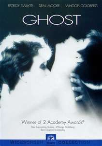 Ghost....another chick flick.