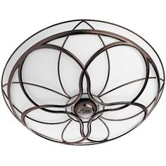 How to choose an exhaust fan for your bathroom pinterest hunter fans orleans bathroom exhaust fan in light imperial bronze 82004 in home garden home improvement heating cooling air aloadofball Gallery