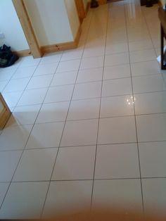 Tiled Porcelain Hall Hall Tiles, Tiling, Entrance Hall, Tile Floor, Porcelain, Flooring, Twitter, Entryway, Porcelain Ceramics