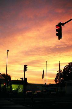 Red light (taken with Foigtländer vito CL)