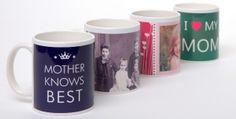 Äidin oma kahvimuki sisältää aamuja piristävän mietelauseen tai kuvan. http://www.ifolor.fi/kuvalahjat/kuvamuki