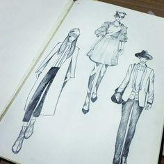 Fashionary Sketch