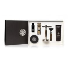 The ultimate shaving gift set Presents For Men, Gifts For Him, Shaving Gift Set, Men's Grooming, Soap, Stuff To Buy, Gift Ideas, Guy Presents