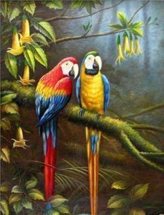 Aliexpress.com: Comprar 100% artesanía arte Repro pintura al óleo ...