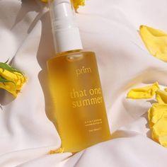 Ese verano el aceite para el cabello