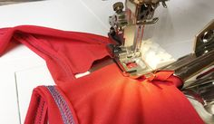 Tips for coverstitch binder attachment