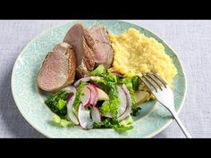 Summer Style Pork Tenderloin by Kevin Adey