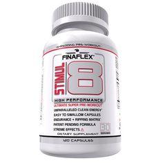 FINAFLEX Stimul8 Pre Workout Tabs FINAFLEX Pre Workout RIPPING MATRIX 2,6 g 120 Tabletten / 30 Portionen Workout, Pills, Fat Burning, Ribbon, Bow, Crafts, Products, Low Fiber Foods, Fatty Acid Metabolism
