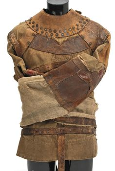 houdini's straightjacket. i pin this not because it was houdini's, but because i like the piece work look.