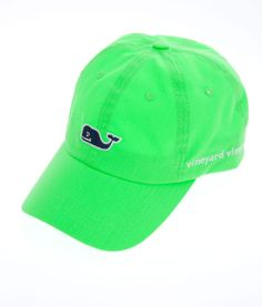 Vinny Vines neon baseball hat
