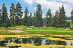 Beautiful photos of Running Y Ranch Resort's Arnold Palmer Golf Course by Pjkoenig Golf Photography