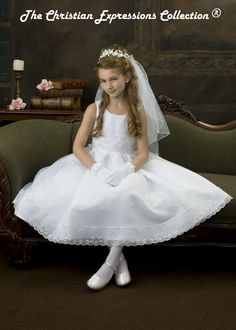 Coordinate your first communion dresses, veils and communion accessories by viewing first communion apparel at www.firstcommunions.com