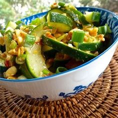 Asian Cucumber and Peanut Salad - Allrecipes.com