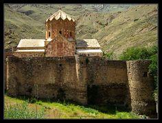 Saint Stepanos Armenian Monastery near Jolfa City, Iran