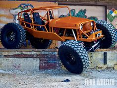Coolest Jeep I've seen