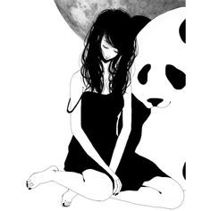 Tumblr ❤ liked on Polyvore featuring anime, drawings and random
