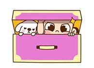 한시간컴(주) - 포트폴리오 Gifs, Korean Stickers, Girl Cartoon, Pixel Art, Phoenix, Board, Ideas, Trading Cards, Amor