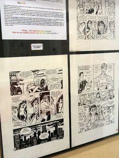 Gay Comics in Milan - Fumetti diversi, Museo WOW