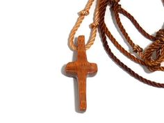 Check out this item in my Etsy shop https://www.etsy.com/listing/171151302/wooden-cross-necklace-australian