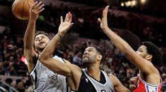 Kyle Anderson fills in for Kawhi Leonard, delivers for Spurs