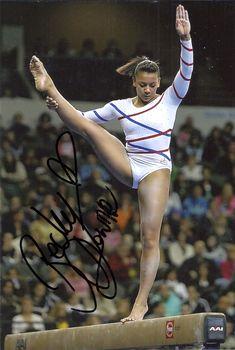 4x6 Rebecca Downey autograph