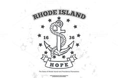 Anchor with rope and hope by idimair on Creative Market Body Modifications, Anchors, Rhode Island, Design Elements, Printed Shirts, Creative, Body Mods, Elements Of Design, Anchor