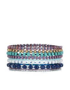 10 x Elastic Stretch Bracelets