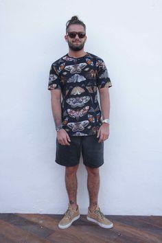 Onwijs De 46 beste afbeeldingen van Ibiza style men fashion | Mannenmode SB-98