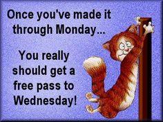 .Happy Monday