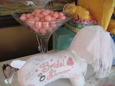 Bridal Shower goodies