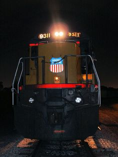 Union Pacific GE C40-8 # 9311