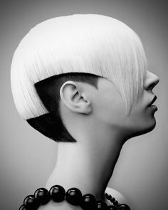Jamie Stevens – London Collection, BHA 2009 | ProHairStylist.com.au
