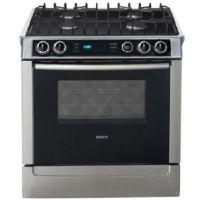 Milcarsky's Appliance Centre' ~ Bosch INTEGRA 700 Dual Fuel Convection Range Stainless
