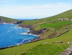 Ireland - Dingle Penninsula, Co. Kerry.  This is a really magical spot in Eire.