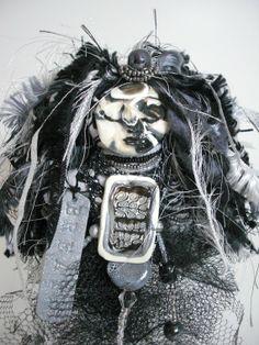 Art Doll Breath Little Way spirit doll by nightsvision on Etsy