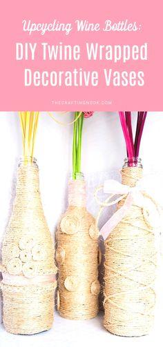 Honey And Lemon Drink, Plywood Storage, Backyard Games, Wire Art, Vases Decor, Red Lipsticks, Sewing Hacks, Twine, Diy Home Decor