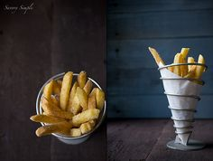 Buttermilk Ranch French Fries ~ Savory Simple