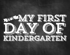 FIRST DAY OF SCHOOL DOWNLOADS....includes all grades