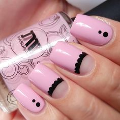 60 +Pic Pink Gel Nails Ideas 2018 - style you 7 Valentine's Day Nail Designs, Pedicure Designs, Acrylic Nail Designs, Acrylic Nails, Fingernail Designs, Nails Design, Coffin Nails, Pink Gel Nails, Gel Nail Colors