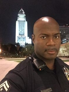 An Interview With Officer Deon Joseph ~ The Skid Row Cop