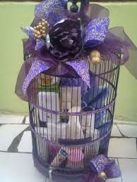 HantaranAlat Make Up Tema Sangkar Burung Ungu Minat PM. PIN BB : 32164FF2 SMS/WA : 085764323306