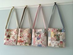 HenHouse - cute little quilted bags