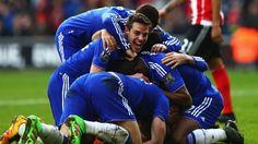 @Chelsea Ivanovic seals comeback win for unbeaten #Blues #9ine