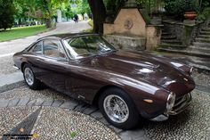 1964 Ferrari 250 GT Lusso Maintenance/restoration of old/vintage vehicles: the material for new cogs/casters/gears/pads could be cast polyamide which I (Cast polyamide) can produce. My contact: tatjana.alic14@gmail.com