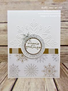 I produced 108 cards for a recent swap and got 108 fabulous cards in return. Click here to see a few of my favorites....#stampyourartout - Stampin' Up!®️️ - Stamp Your Art Out! www.stampyourartout.com