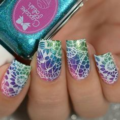 WEBSTA @ de.lish.ious.nails - The @cupcakepolish Luau Collection is so amazing…