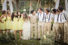 Modelo ideal de estilo de casamento roupa etc http://casandosemgrana.com.br/casamento-real-e-economico-carol-e-rafa/