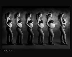 Pregnant Stages